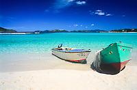 Local fishing boats<br /> St. Thomas<br /> U.S. Virgin Islands
