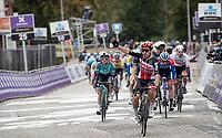 Caleb Ewan (AUS/Lotto-Soudal) wins the 108th Scheldeprijs 2020 (1.Pro)<br /> <br /> 1 day race from Schoten to Schoten BEL (173km)<br /> <br /> ©kramon
