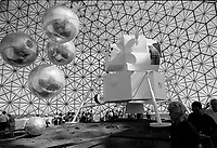Expo 67 - Terre des Hommes<br /> <br /> <br /> <br /> PHOTO : Alain Renaud - Agence Quebec Presse<br /> <br /> Les images commandées seront recadrées lorsque requis