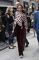 September 30, 2019 i Skai Jackson at Good Morning America to talk about new book Reach For The Skai in New York. September 30, 2019 Credit:RW/MediaPunch