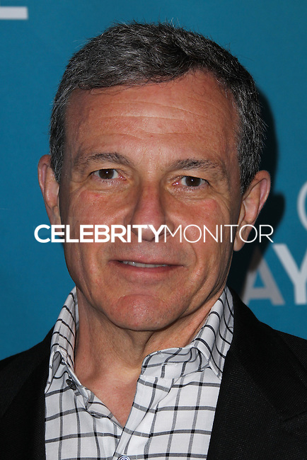 """WESTWOOD, LOS ANGELES, CA, USA - MARCH 22: Bob Iger at the Geffen Playhouse's Annual """"Backstage At The Geffen"""" Gala held at Geffen Playhouse on March 22, 2014 in Westwood, Los Angeles, California, United States. (Photo by Xavier Collin/Celebrity Monitor)"""