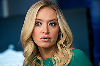 White House Press Secretary Kayleigh McEnany holds a press briefing in the White House in Washington, DC, USA, 20 November 2020. It is her first press conference at the White House since 01 October.<br /> Credit: Jim LoScalzo / Pool via CNP /MediaPunch