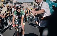Fabio Aru (ITA/Astana) rolling in<br /> <br /> 104th Tour de France 2017<br /> Stage 15 - Laissac-Sévérac l'Église › Le Puy-en-Velay (189km)