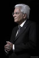 Italian President Sergio Mattarella, Friday 23 July celebrates the 80th birthday of the head of state. 22 July 2021