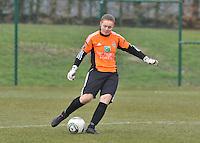 RSC Anderlecht Dames : Diede Lemey.foto DAVID CATRY / Vrouwenteam.be