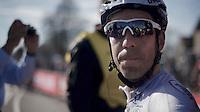 48th Amstel Gold Race 2013..Francois Parisien (CAN) post-race