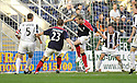 14/10/2006       Copyright Pic: James Stewart.File Name :jspa09_falkirk_v_st_mirren.ANTHONY STOKES SCORES FALKIRK'S EQUALISER....Payments to :.James Stewart Photo Agency 19 Carronlea Drive, Falkirk. FK2 8DN      Vat Reg No. 607 6932 25.Office     : +44 (0)1324 570906     .Mobile   : +44 (0)7721 416997.Fax         : +44 (0)1324 570906.E-mail  :  jim@jspa.co.uk.If you require further information then contact Jim Stewart on any of the numbers above.........