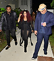 MIAMI, FL - MAY 08: Chaka Khan arrives at the Historic Hampton House to performs on stage during a social distance open air evening under the stars 'From Be Bop 2 Hip Hop' with Dinner Supper Club setting uniquely created by celebrity chefs Georgios Di Vogi of Georgios Santorini and Food Network celebrity chef Jernard Wells on May 8, 2021 in Miami, Florida.  ( Photo by Johnny Louis / jlnphotography.com )