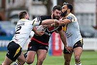 London Broncos v York City Knights (stock) - Betfred Challenge Cup 28.03.2021