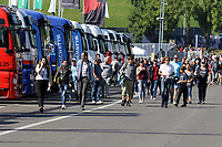 4th September 2021; Red Bull Ring, Spielberg, Austria; DTM  Race 1 at Spielberg;  Spectators in the paddock during the DTM race at the Red Bull Ring