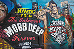 Havoc, Mobb Deep, Rap Artists Mural, Santiago