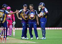 141123 T20 Cricket - Volts v Knights