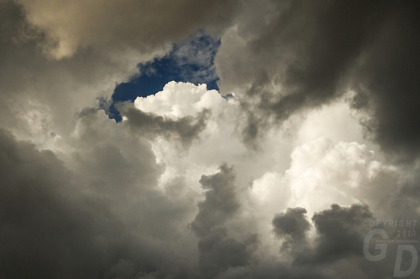 Weather - Monsoon Clouds Philippines