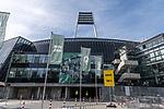 19.09.2020, wohninvest Weserstadion, Bremen, GER,  SV Werder Bremen vs Hertha BSC Berlin, <br /> <br /> <br />  im Bild<br /> <br /> Einlass Tor 4 <br /> <br /> Foto © nordphoto / Kokenge<br /> <br /> DFL regulations prohibit any use of photographs as image sequences and/or quasi-video.