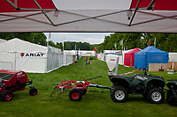 """""""TRADE VILLAGE"""" 2012 GBR-Bramham International Horse Trial: Wednesday Set Up and a quick look around the grounds..."""