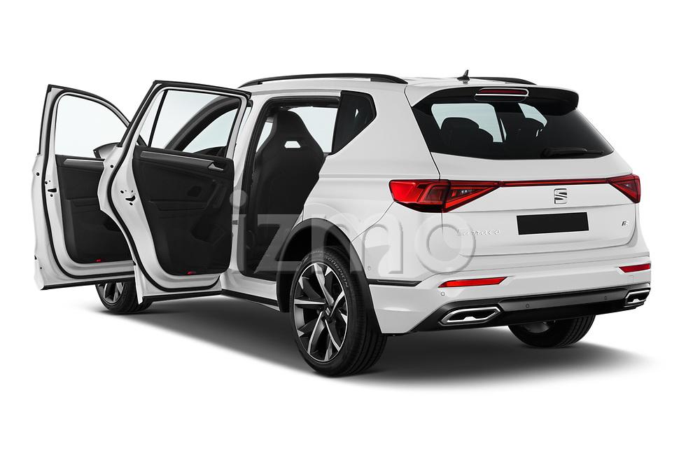 Car images of 2020 Seat Tarraco FR 5 Door SUV Doors