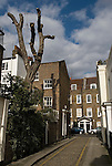 Justice Walk, Chelsea, London SW3. England. 2006.