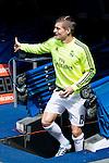 Real Madrid's Toni Kroos during La Liga match. April 09, 2016. (ALTERPHOTOS/Borja B.Hojas)
