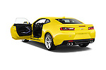 Car images of 2018 Chevrolet CAMARO 2LT 2 Door coupe Doors