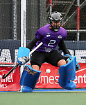 Grace O'Hanlon. Women's North v South hockey match, St Pauls Collegiate, Hamilton, New Zealand. Sunday 18 April 2021 Photo: Simon Watts/www.bwmedia.co.nz