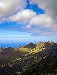 Spanien, Kanarische Inseln, Teneriffa, im Anaga Gebirge | Spain, Canary Islands, Tenerife, at Anaga mountains