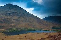 Stob Dubh and Lochan Urr, Glen Etive, Highland