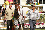 May 15, 2015: Keen Paukine with Javier Castellano wins the Grade II Black-eyed Susan Stakes, 3-year old fillies, going 1 1/8 mile at Pimlico Racetrack. Trainer:  Dale Romans. Owner: Stonestreet Stables. Sue Kawczynski/ESW/CSM