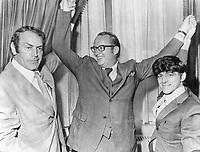 Frank Moores<br /> <br /> Photo : Boris Spremo - Toronto Star archives - AQP