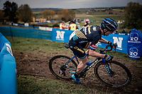 Lars van der Haar (NED/Telenet-Baloise Lions).<br /> <br /> Koppenbergcross 2020 (BEL)<br /> men's race<br /> <br /> ©kramon