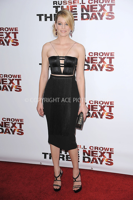 WWW.ACEPIXS.COM . . . . . .November 9, 2010...New York City... Elizabeth Banks attends New York Special Screening of Lionsgate's New Film The Next Three Days at the Ziegfeld Theater on November 9, 2010 in New York City....Please byline: KRISTIN CALLAHAN - ACEPIXS.COM.. . . . . . ..Ace Pictures, Inc: ..tel: (212) 243 8787 or (646) 769 0430..e-mail: info@acepixs.com..web: http://www.acepixs.com .