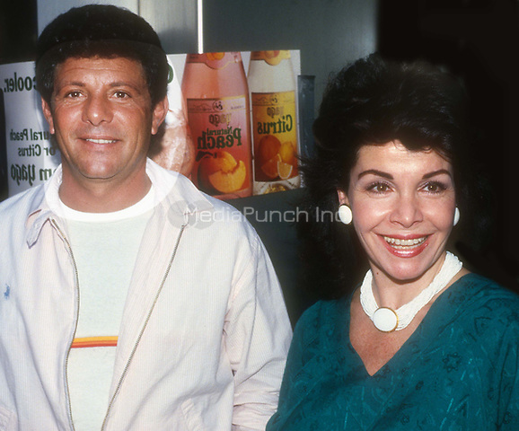 Frankie Avalon  and Annette Funicello 1978<br /> Photo By John Barrett/PHOTOlink.net/MediaPunch