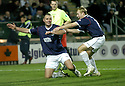 29/12/2007    Copyright Pic: James Stewart.File Name : sct_jspa11_falkirk_v_hearts.MICHAEL HIGDON CELEBRATES AFTER HE SCORES FALKIRK'S WINNER.James Stewart Photo Agency 19 Carronlea Drive, Falkirk. FK2 8DN      Vat Reg No. 607 6932 25.Office     : +44 (0)1324 570906     .Mobile   : +44 (0)7721 416997.Fax         : +44 (0)1324 570906.E-mail  :  jim@jspa.co.uk.If you require further information then contact Jim Stewart on any of the numbers above.........