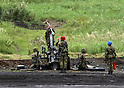 Japanese Self-Defense Forces training