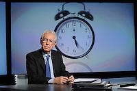20121223 Mario Monti in Mezz'ora