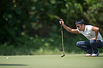 Ricky Chan during the World Celebrity Pro-Am 2016 Mission Hills China Golf Tournament on 22 October 2016, in Haikou, China. Photo by Marcio Machado / Power Sport Images