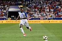 Harrison, NJ - Friday July 07, 2017: Félix Crisanto during a 2017 CONCACAF Gold Cup Group A match between the men's national teams of Honduras (HON) vs Costa Rica (CRC) at Red Bull Arena.
