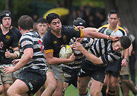190703 1st XV Rugby - Wellington College v Christ's College