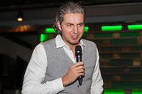 ABN AMRO World Tennis Tournament, Rotterdam, The Netherlands, 13 februari, 2017, Pieter van den Hoogenband (NED)<br /> Photo: Henk Koster