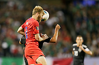 CHICAGO, ILLINOIS - JULY 07: Tim Ream #13 during the 2019 CONCACAF Gold Cup Final match between the United States and Mexico at Soldier Field on July 07, 2019 in Chicago, Illinois.