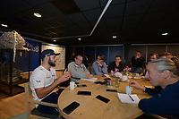 SCHAATSEN: HEERENVEEN, 10-10-2019, IJsstadion Thialf, Kick-off NTS Shorttrack, ©foto Martin de Jong