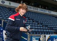 Bolton Wanderers' Luca Connell pictured before the match<br /> <br /> Photographer Andrew Kearns/CameraSport<br /> <br /> The EFL Sky Bet Championship - Blackburn Rovers v Bolton Wanderers - Monday 22nd April 2019 - Ewood Park - Blackburn<br /> <br /> World Copyright © 2019 CameraSport. All rights reserved. 43 Linden Ave. Countesthorpe. Leicester. England. LE8 5PG - Tel: +44 (0) 116 277 4147 - admin@camerasport.com - www.camerasport.com