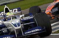 Ralf Schumacher (#5 Williams)