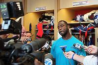 30.08.2012: New York Giants Training
