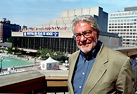 File Photo-<br /> <br /> Ettore Scola at 1999 World Film Festival.<br /> <br /> Scola just passed away january 19, 2016.