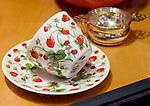 Cup and Saucer, Te'e Teire, Rome, Italy, Europe