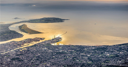 Dublin and its Bay – national capital, port city, natural wonder, internationally designated biosphere, maritime highway, nautical playground, cultural icon - and much else.