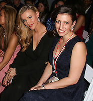 LOS ANGELES, CA, USA - MARCH 10: Joanna Krupa, Francesca Dabecco at the Style Fashion Week LA 2014 7th Season held at L.A. Live Event Deck on March 10, 2014 in Los Angeles, California, United States. (Photo by Xavier Collin/Celebrity Monitor)