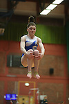 Women's Artistic Gymnastics.<br /> Welsh Championships & Commonwealth Games Trial.<br /> <br /> 02.03.14<br /> <br /> ©Steve Pope-SPORTINGWALES