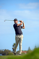 Reid Hilton. Day one of the Renaissance Brewing NZ Stroke Play Championship at Paraparaumu Beach Golf Club in Paraparaumu, New Zealand on Thursday, 18 March 2021. Photo: Dave Lintott / lintottphoto.co.nz