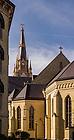 April 17, 2017; Basilica of the Sacred Heart (Photo by Matt Cashore/University of Notre Dame)